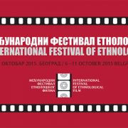 Opening Ceremony of the 24th International Festival of Ethnological Film